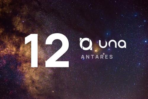 "UNA 12 ""Antares"" Released"